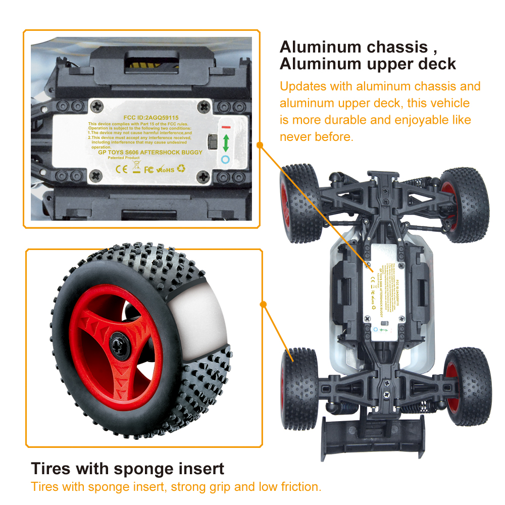 They Are Coming S606 S607 S608 Gp Toys Official News Brand Name Waterproof Gptoys Item Circuit Board Bottom